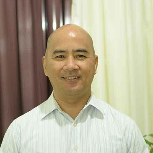Elder Isagani Ong
